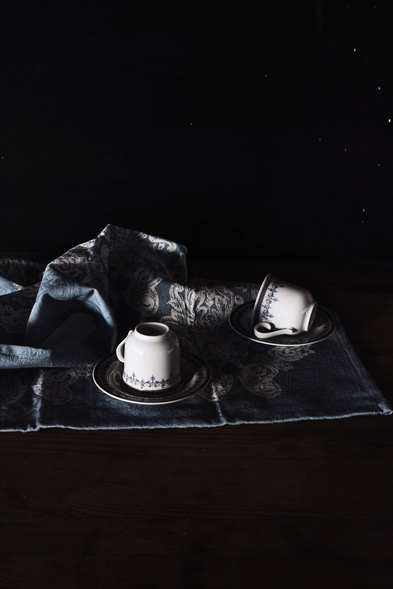 Beautiful stock photos of coffee, Black Background, Close-Up, Coffee Cup, Copy Space