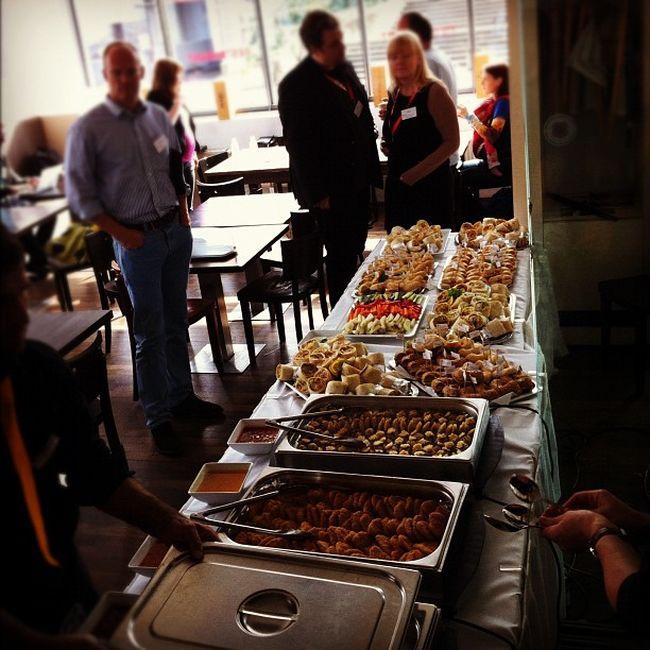#mahlzeit Food Essen Buffet Germany Stuttgart Deutschland Mahlzeit Barcamp Bcs5 Badenwürttemberg Badenwuerttemberg Barcampstuttgart Literaturhaus Literaturhausstuttgart