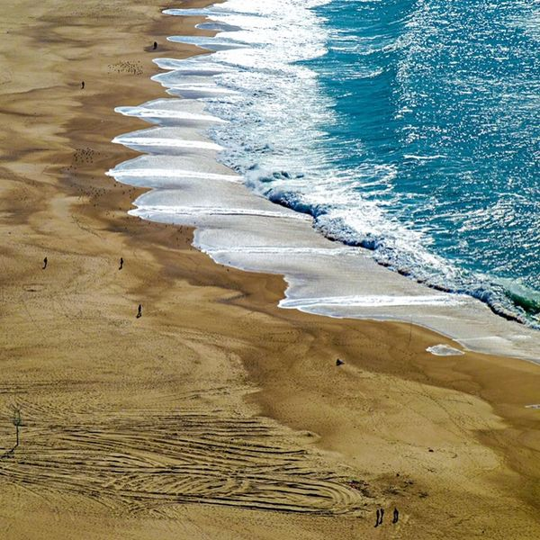 Nazaré  Beach Winterbeach Photorv Photography Sea Praia The Great Outdoors - 2015 EyeEm Awards