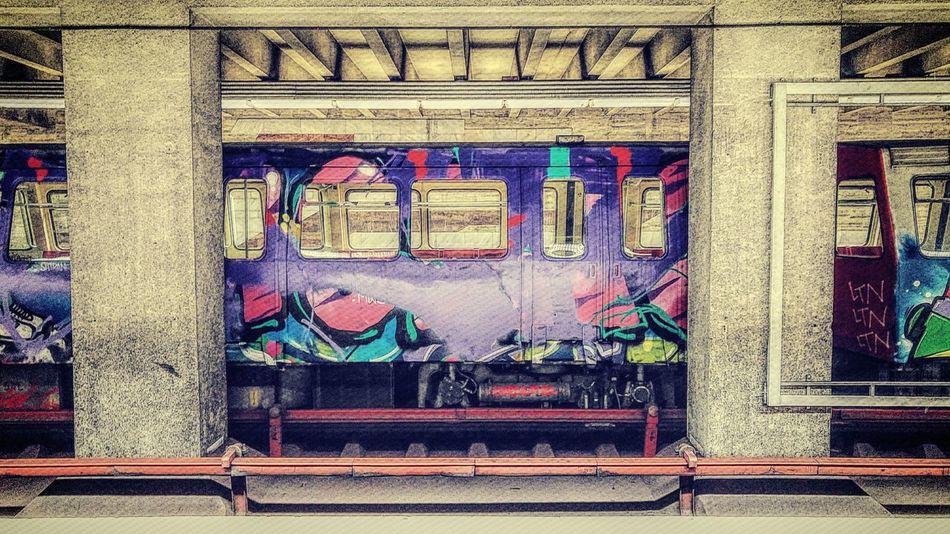 Underground Station  Metro Subway Station EyeEm Best Edits EyeEm Best Shots