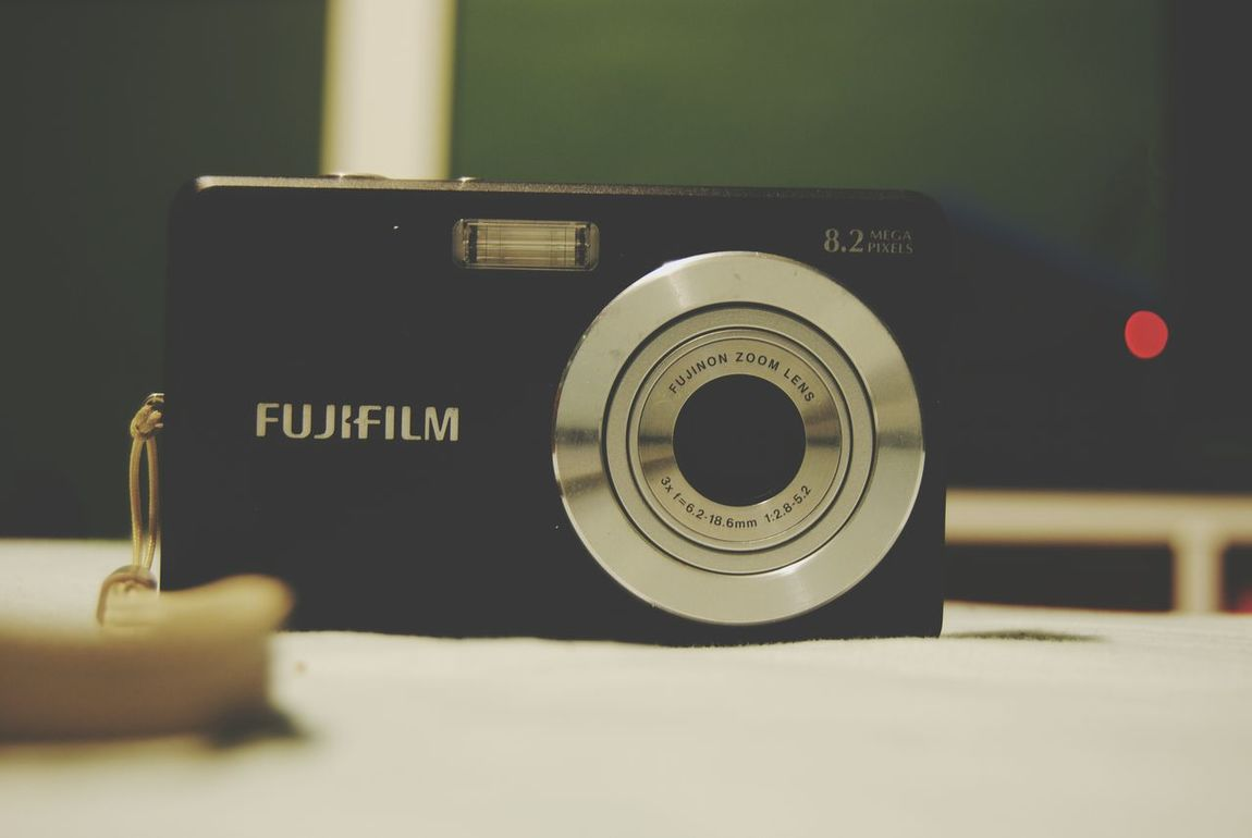 the first camera I ever owned Humble Beginnings 8 Years Ago... Fujifilm