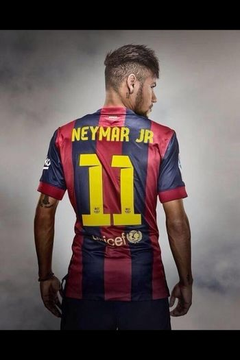 Neymar Jr love ❤️ fc FC Barcelona