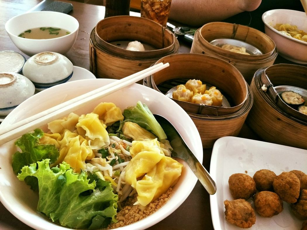 Ready-to-eat Food And Drink Food Bowl Variation Chinese Food Healthy Eating Freshness No People Plate Indoors  Dim Sum Meal Dumpling  Close-up Day Coconutpudding Yummy Sweet Happiness