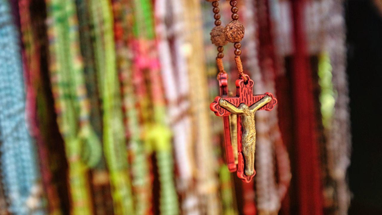 Rosary Cross Sendangsono FujiX100S