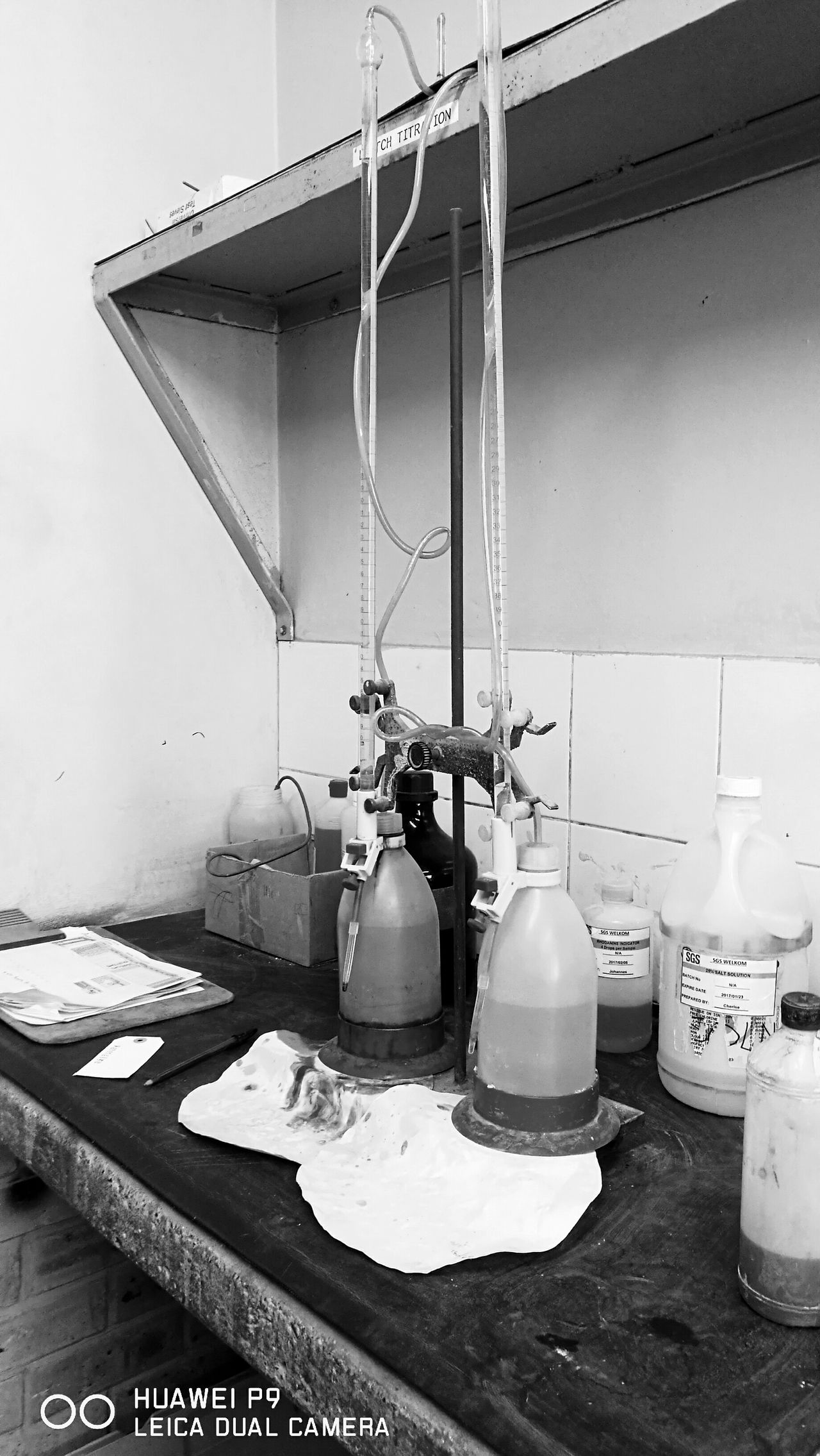 Metallurgy Gold Extraction Titration Mining Industry