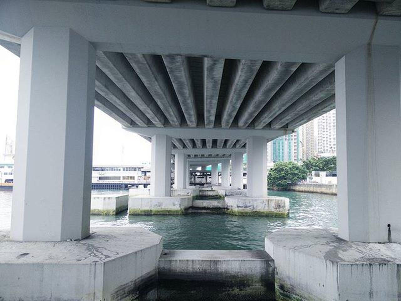 🛣🚝 Underthebridge Underpass Northpoint Instameethk Hkig EyeEm Oneplusone Photography Art The Architect - 2016 EyeEm Awards