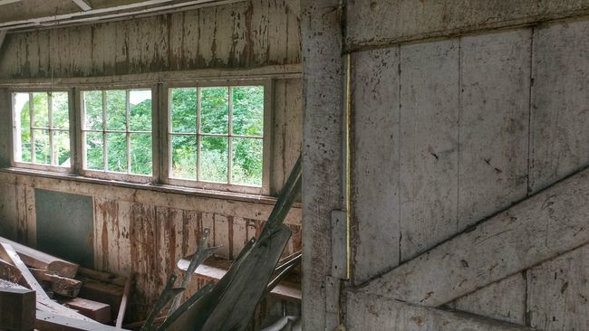 Abandoned Barn Built Structure Close-up Day Deterioration No People Ohio Rural Exploration Rural Scene Rurex Window