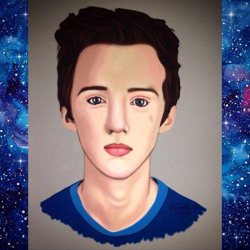 Troye Sivan youtube Art drDrawingrArt, Drawing, CreativityyMy Drawing