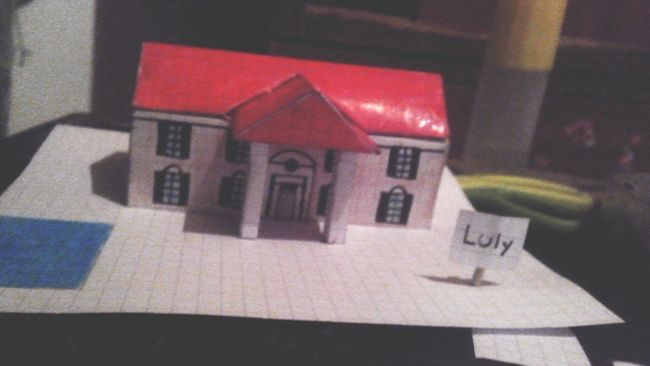 Mansion Paper LULY Bored