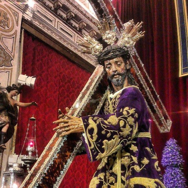 Nuestro Padre Jesús Nazareno Silemcio Cuaresma2014