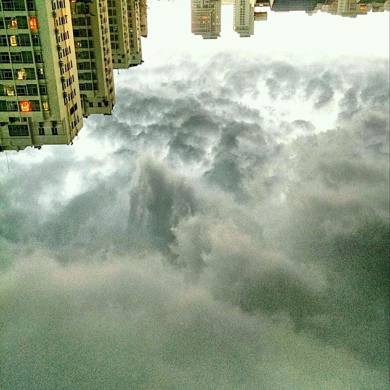 Artchitecture , Clouds And Sky , Stom