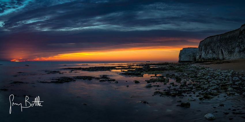 Sunrise Botany Bay Broadstairs Landscape_photography Seascape Photography Colour Of Life Landscape_Collection Eye4photography  Sony Images Sonyalpha Sony A7RII Nature_collection EyeEm Masterclass Sea And Sky EyeEm Best Shots - Landscape Uk Seascape Landscape Summer Seaside Sea_collection