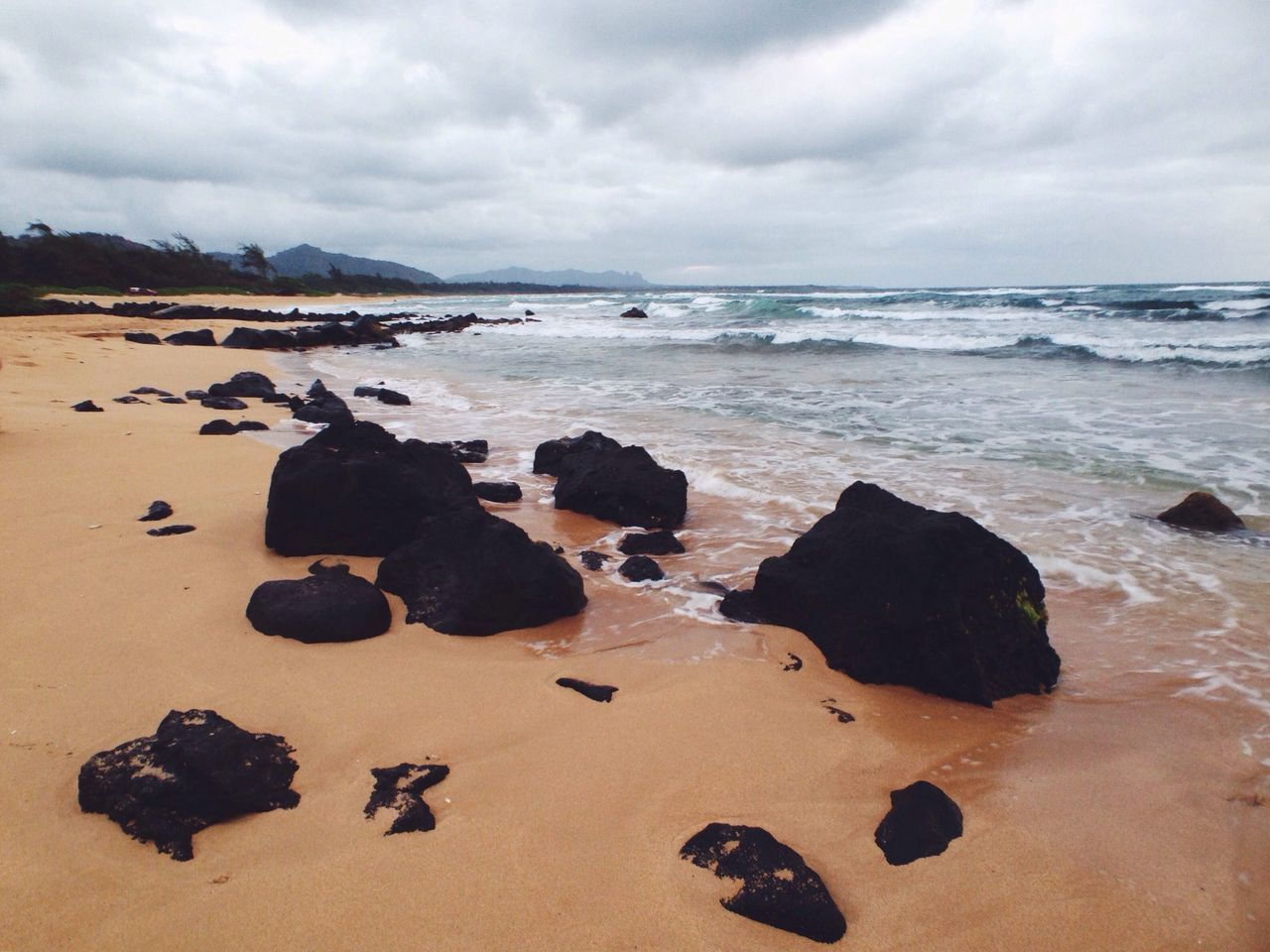 Beach Hawaii Landscape Nature Vacation Road To 50