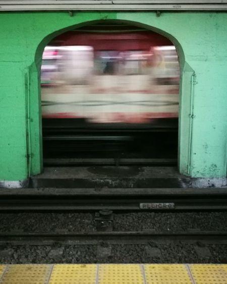 Subterráneos Buenos Aires SubteB