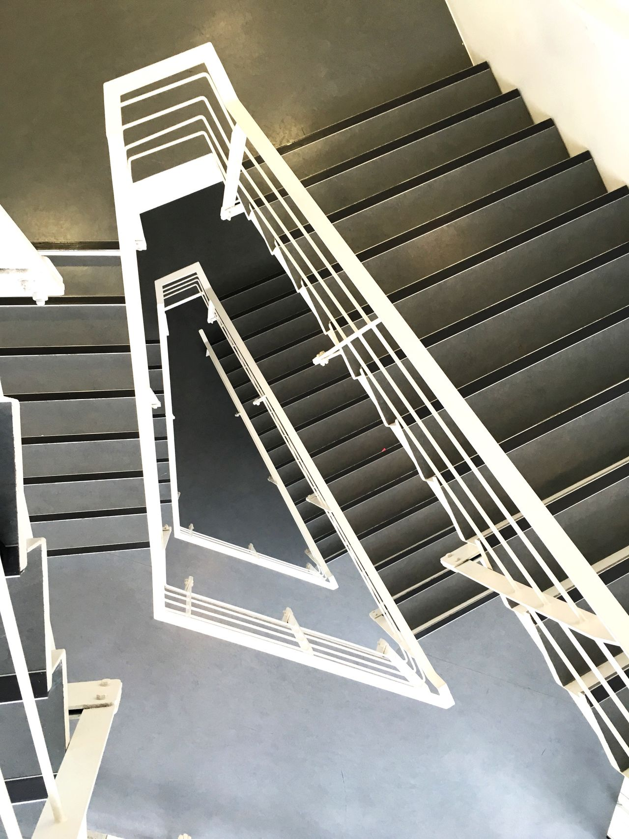 Staircase Staircase Salford Steps A Bird's Eye View