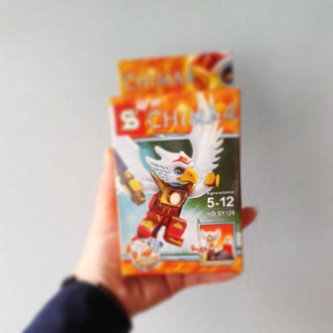 8/3 gift ☆.☆ LEGO Chima4