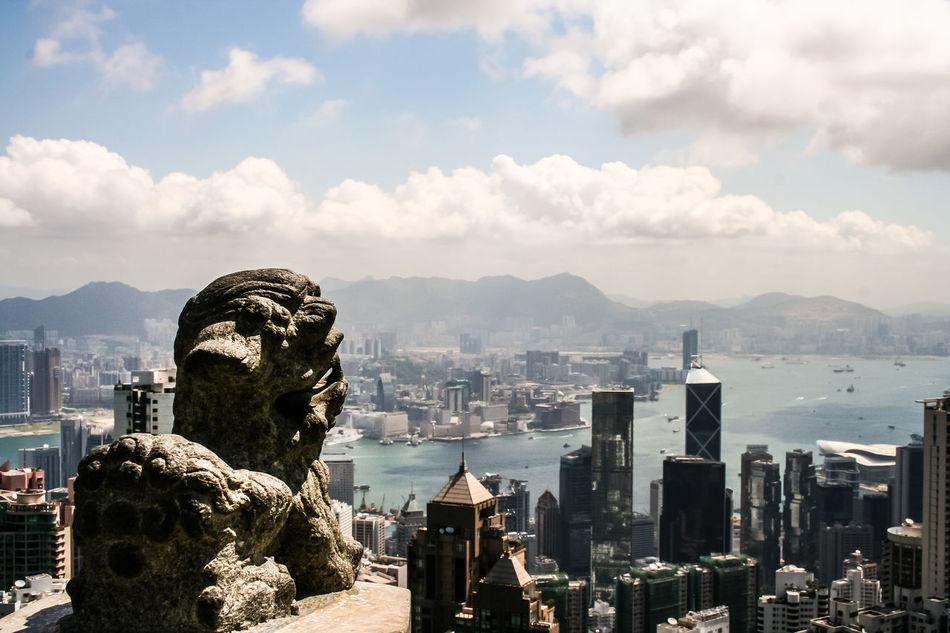 Beautiful stock photos of hong kong, Animal Representation, Architecture, Art, Art And Craft