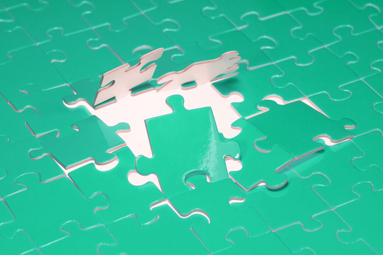 Beautiful stock photos of puzzle, Abundance, Green Color, Ideas, Incomplete