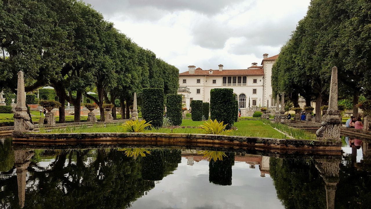 Museum Old Architecture Old Buildings Castle Imposing Architecture Victorian Architecture Vizcayagardens Vizcaya Museum Vizcaya Garden Garden Photography