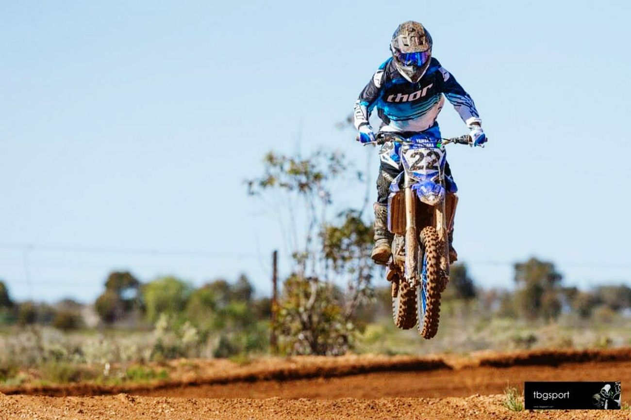 Motocross Motorcycles Twotwo Sports Pacman Yamaha