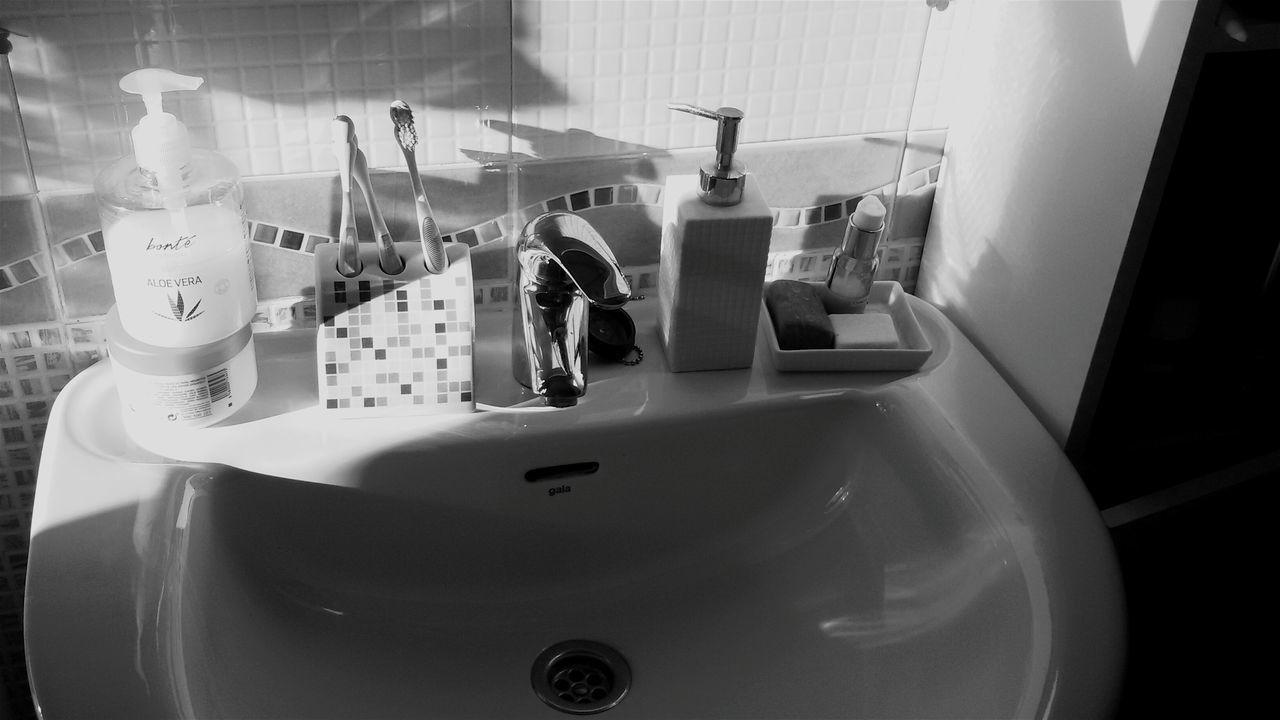 indoors, bathroom, no people, bathroom sink, day, close-up, toilet bowl