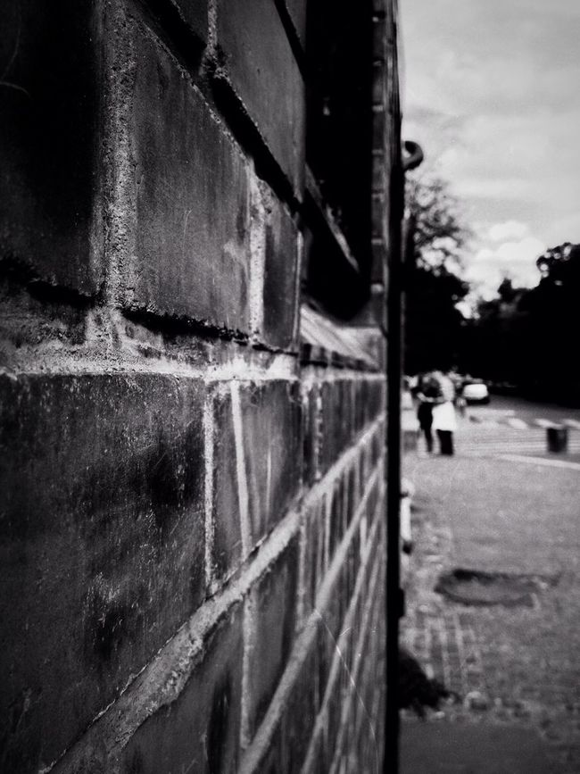 Another brick in the wall EyeEm Bucharest Meetup Black And White Bw_collection Bucharest Days