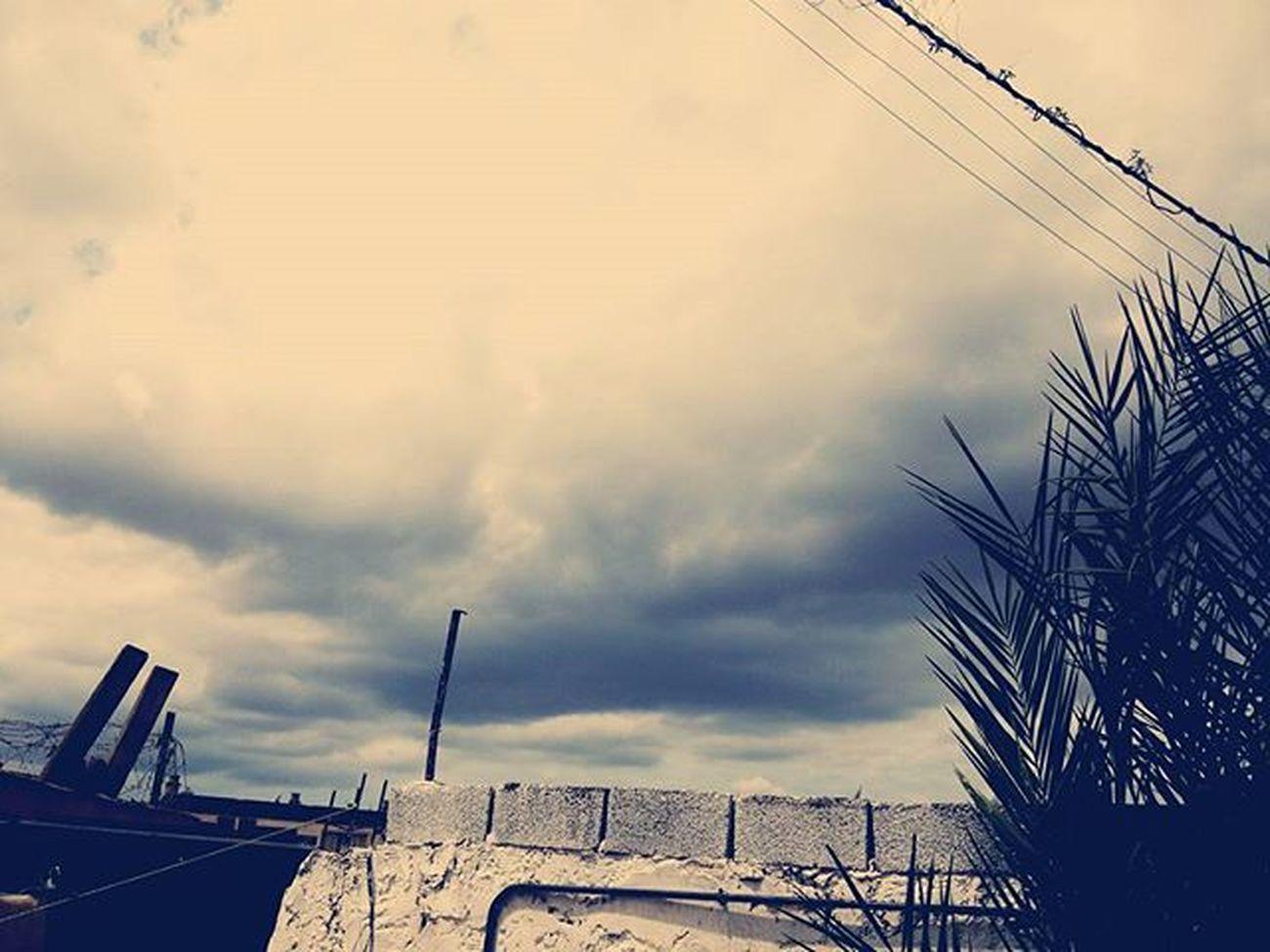 Good morning 😍❤💙 Bleu Sky Instagrame Woow Niceweather PicForInsta Hi Crazy