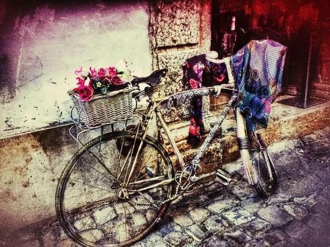 Bicicleta, obidos, vila de obidos, Portugal, turismo, Hello World Hanging Out Check This Out First Eyeem Photo