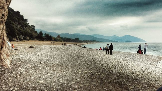 Nature Sea Seaside Olympos Beach Antalya Turkey Getting Inspired Landscape Beautiful Nature Connected With Nature EyeEm Landscape