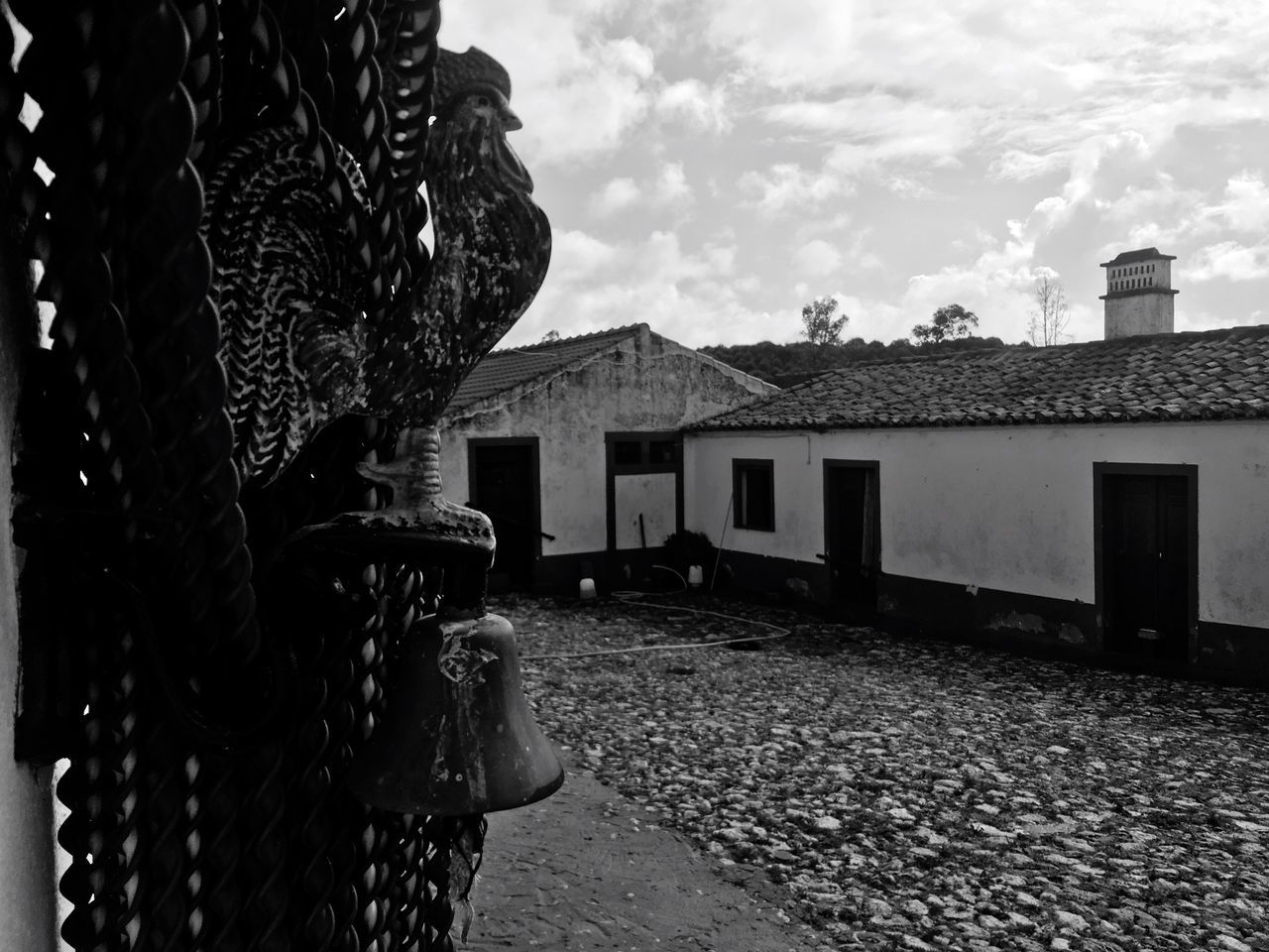 Herdade do Telheiro. Architecture No People Relaxing Moments Residential Building House Cloud - Sky Nature Elegance Everywhere Black & White Odemira Alentejo,Portugal