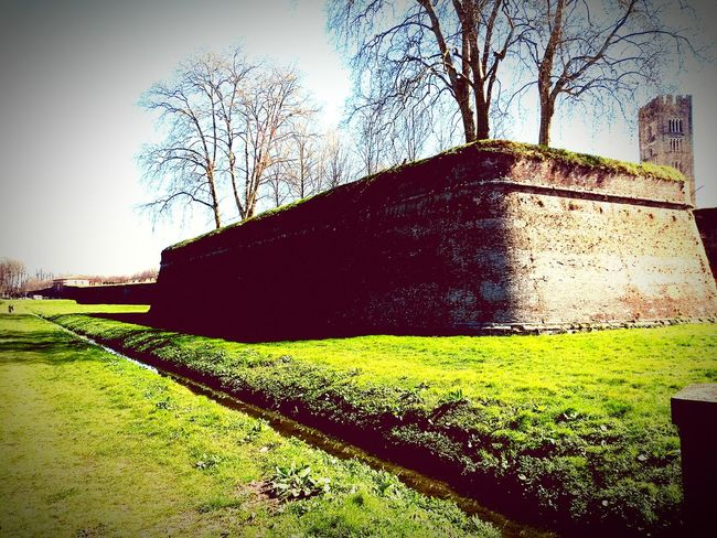 Lucca le Mura