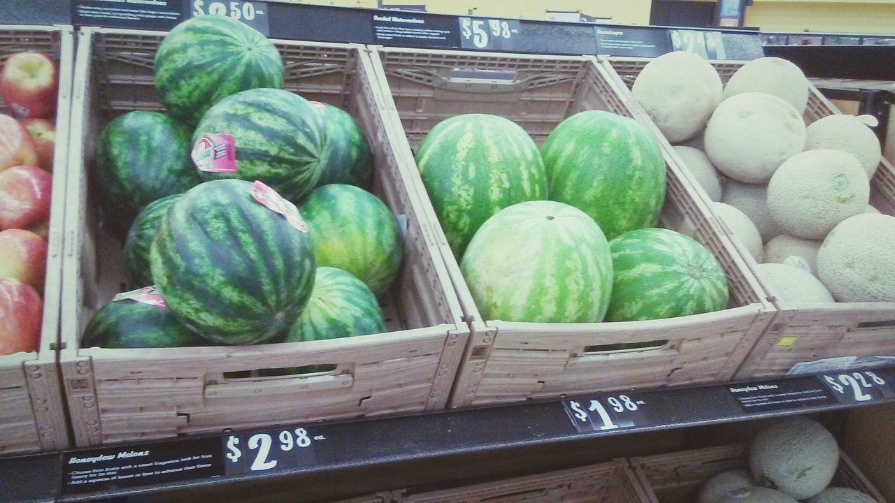 No People Variation Day Indoors  Freshness Fruit Watermelon🍉🍉🍉 Walmart