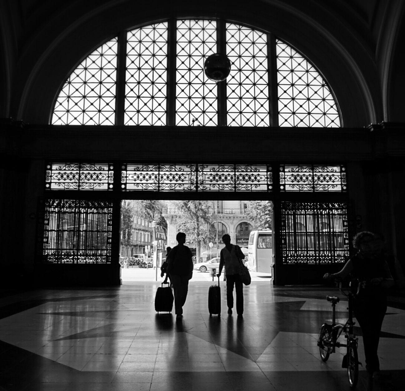 Light And Shadow Blackandwhite Monochrome Streetphotography Mi Serie Barcelona
