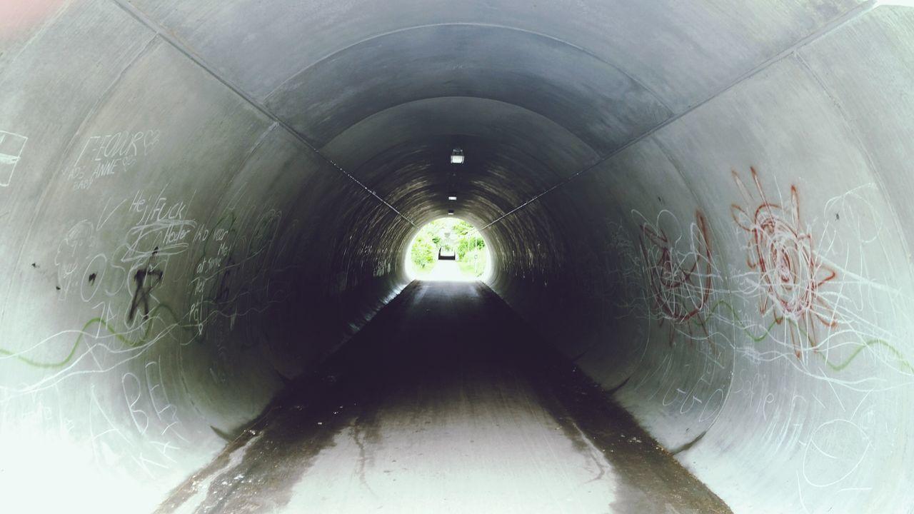 Tunnel Tunnelvision Walkthrough