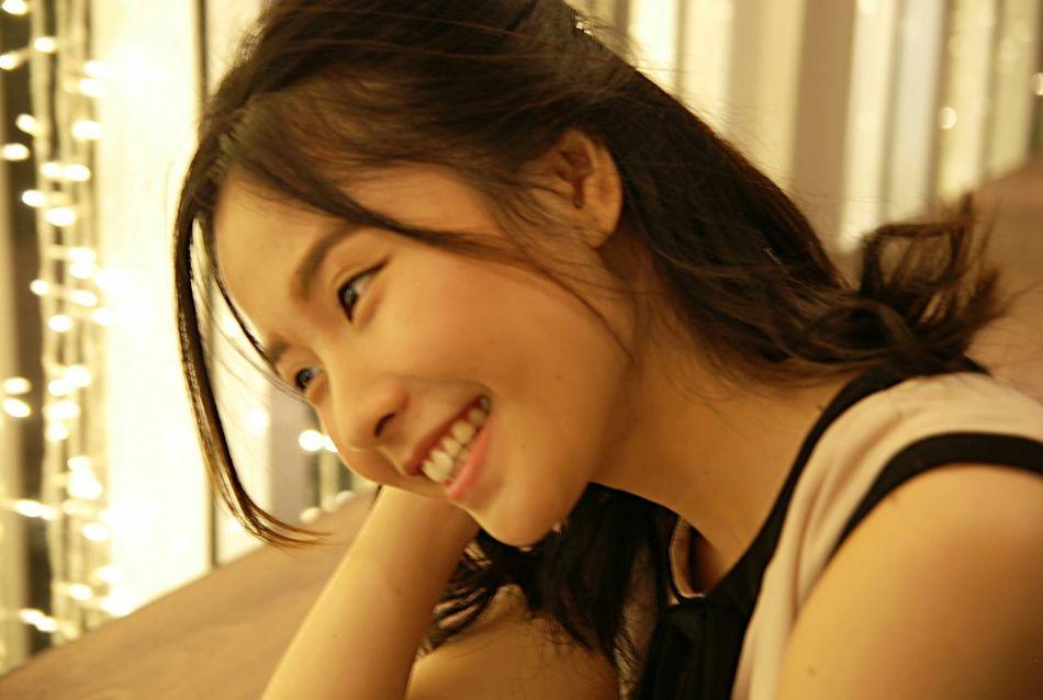 I like your smile. Love Girl Sweetheart Sweet Moments Loveyou Falling In Love Girlfriend Beautiful Girl Cutegirl Smile Smile❤ Loveyouforever Feeling Loved Thaigirl