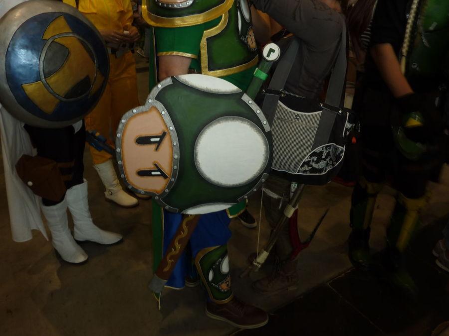 1up Armoury Knight  Luigi Mario Mariobros Mashup Mushroom