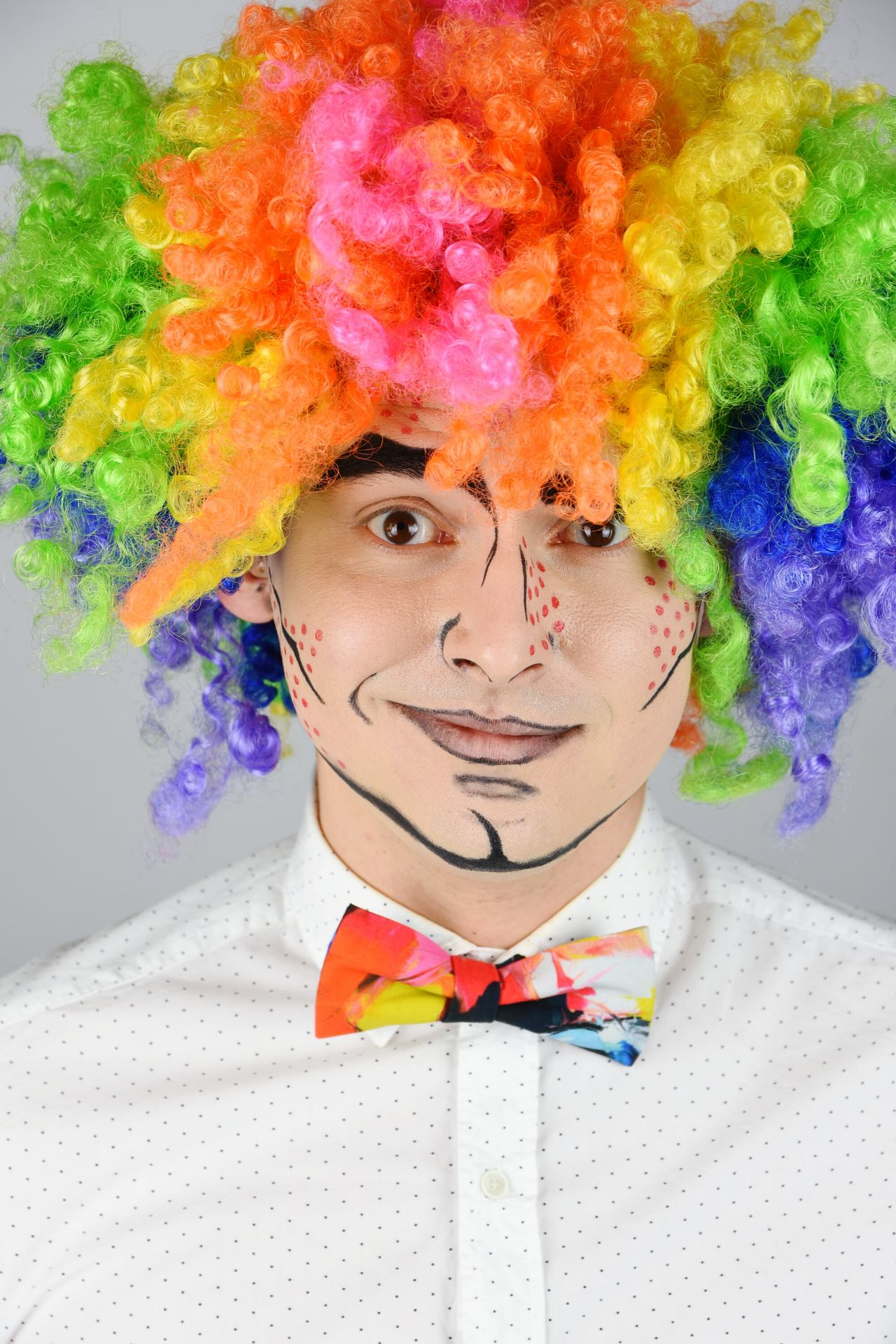 Beautiful stock photos of clown,  30-34 Years,  Casual Clothing,  Close-Up,  Clown