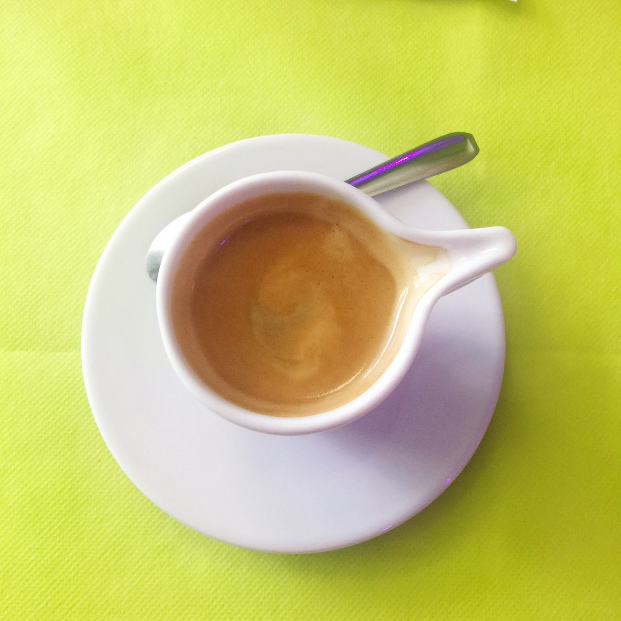 Matin. Drink Refreshment Food And Drink Coffee Cup Saucer Coffee - Drink Freshness Table No People Indoors  Close-up Food Day
