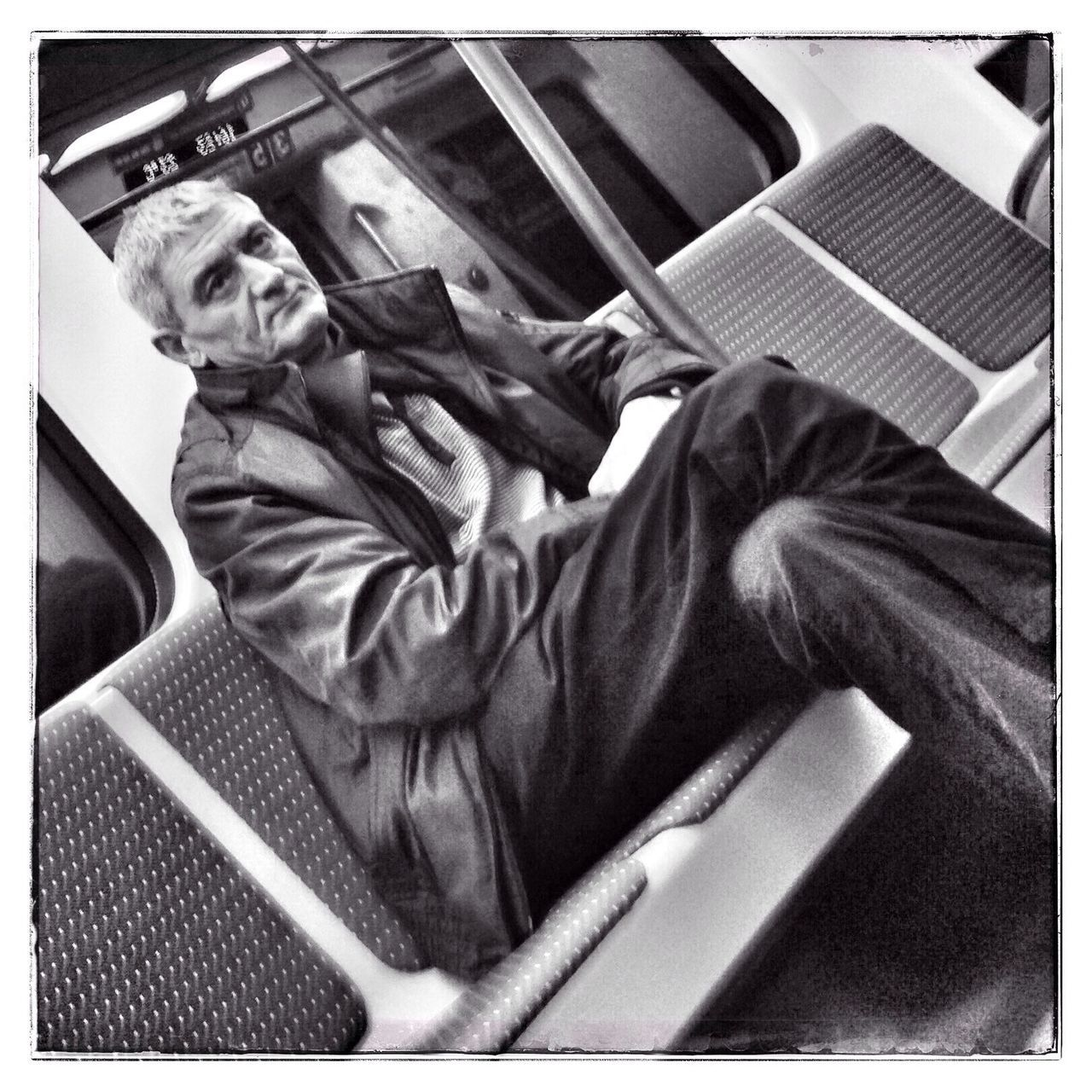 Blackandwhite Oggl Subway Streetphotography