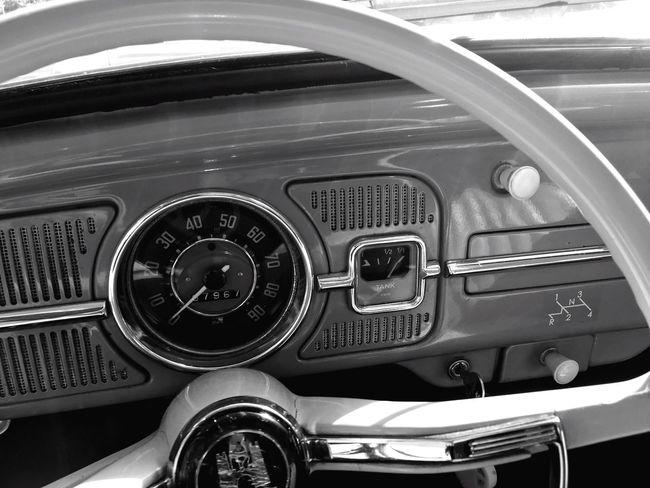 Vintage Cars VW Beetle
