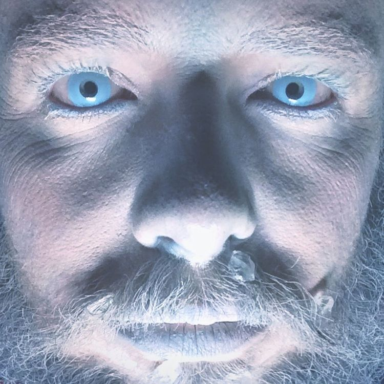 Halloween Halloween2015 Lumberjack Frozen Ice Beard Contacts That's Me