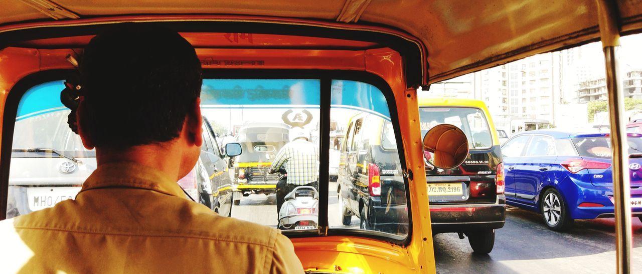 Transportation Car Vehicle Interior Mature Adult Modeoftransportation Driving Adults Only Car Interior Adult Day Passenger Seat Outdoors Mumbaimerijaan Occupation Mumbai_in_clicks Mumbai India Rickshaw MyClick MI5 Xiaomi Mi5 Smartphonephotography Mode Of Transport Transportation Men