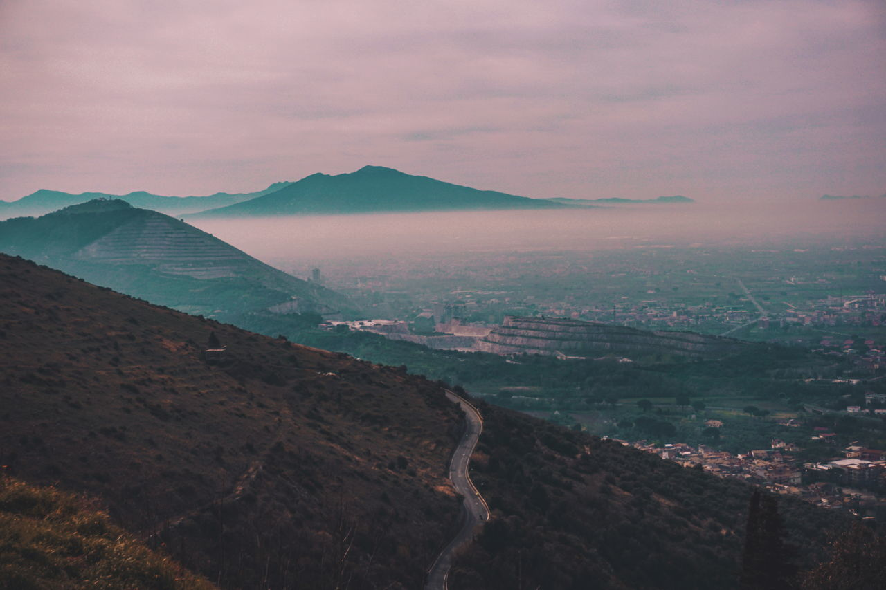 📍 Landscape from Caserta Vecchia, Italy. Italy Passion Photographer Sony A6000 Looking At Camera EyeEm Best Shots Instagood VSCO First Eyeem Photo Creativity Photoart Photographer Photography Colors Landscape Landscape_Collection Nature Clouds And Sky Street Mountain Sonya6000 Sky And Clouds Naturelovers Instaphoto Casertavecchia Italia