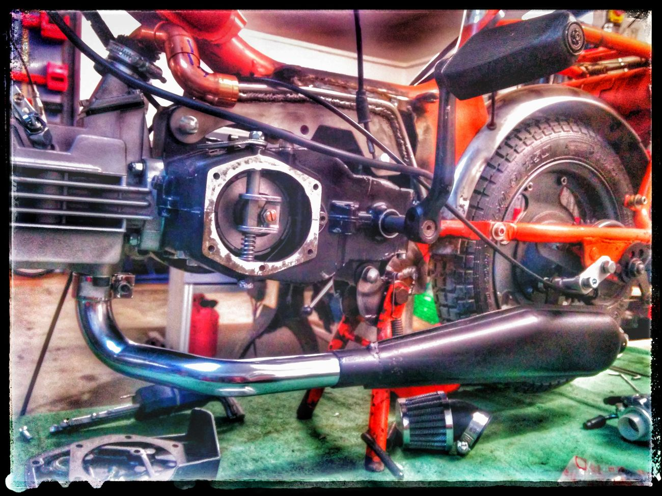 www.feinmechanik-rosenheim.de DKW Dkw Motorcycle 1970s Mofa Nsu Sachs Uncompleted Restauration Restauration First Eyeem Photo Oldtimer♥ Oldtimer Love Oldtimer Or What?! Oldtimer
