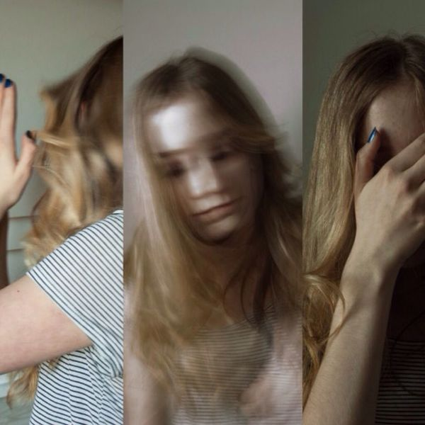 triptych I made in photography class for Skills Alberta. the theme was self expression. Triptych Selfexpression