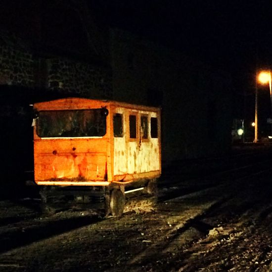 Train Dystopian Postapocalyptic Mysterious Abandoned Places