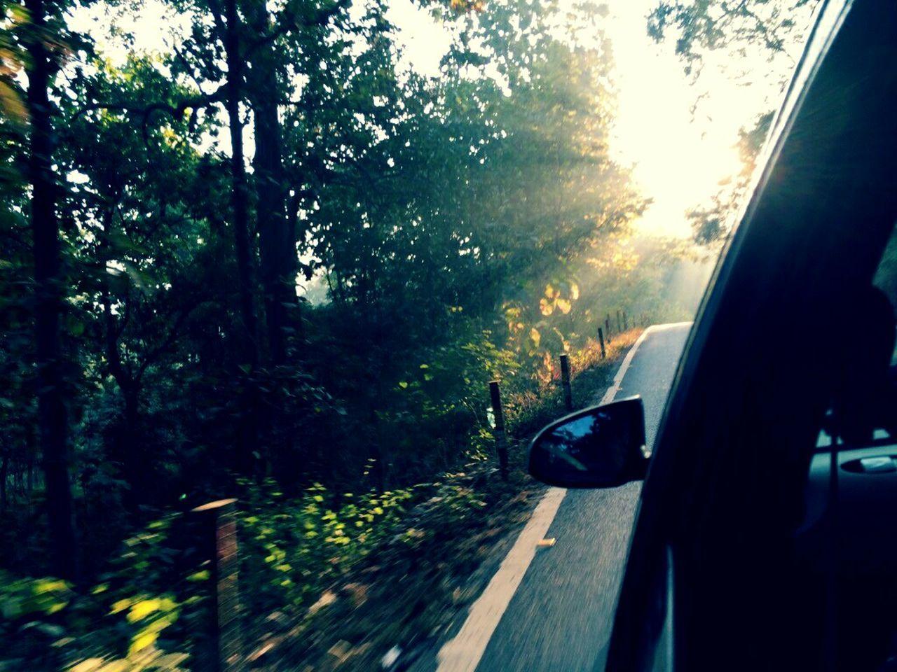 Drivethrough Sunshine ☀ Friends Roadtrip Cold Days Travel Diaries The Following