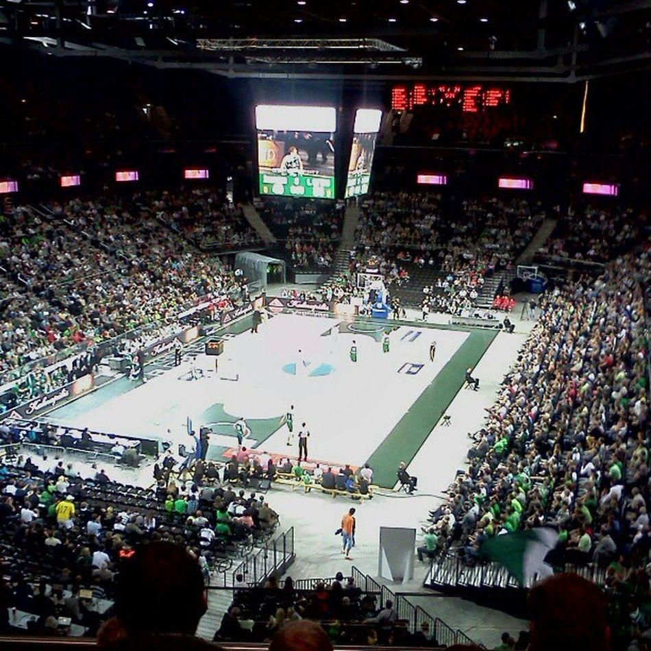 Thanx guys! Žalgiris Kaunas Basketball
