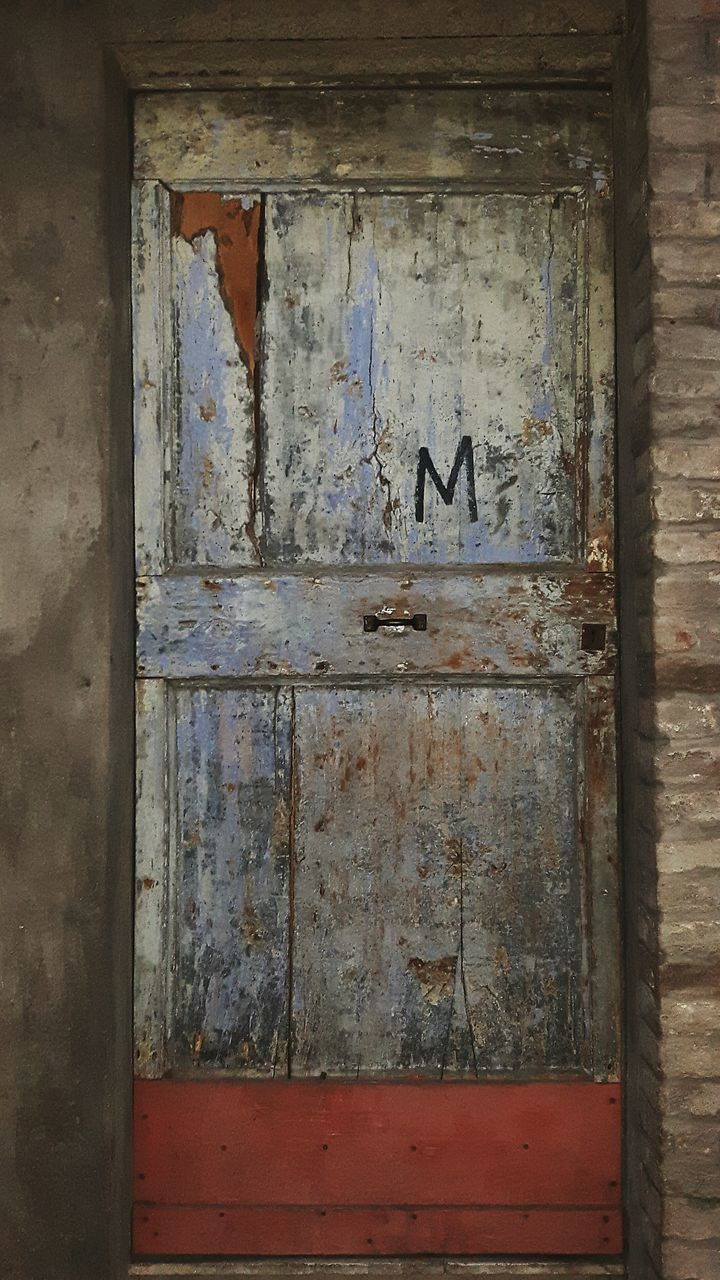 door, wood - material, no people, weathered, built structure, day, close-up, abandoned, architecture, outdoors