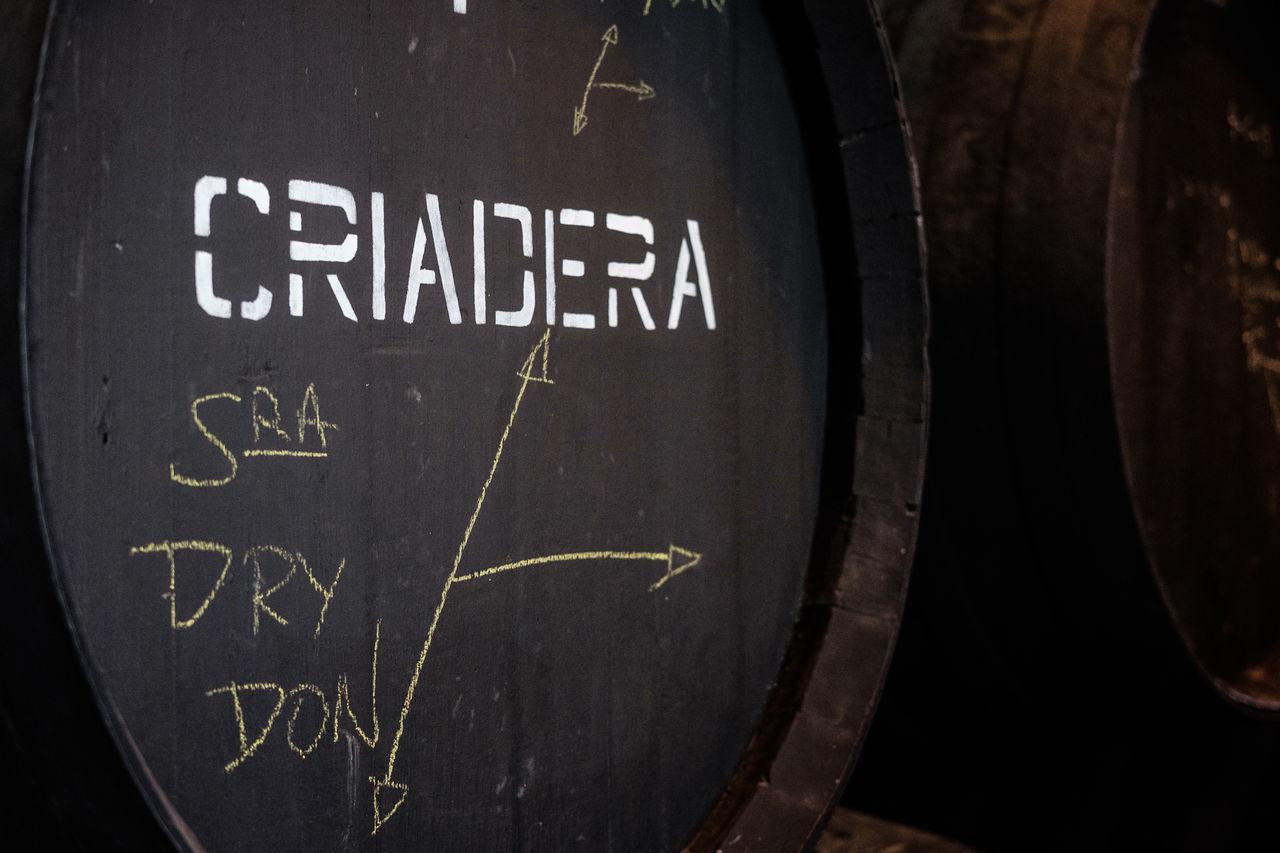 Barrel Barrels Black Bodega Cask Criadera Dark Drum No People Oak Production Ripening Sherry Sherry Wine Solera Still Life Wine Winery Wood Work